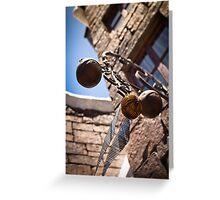Quidditch Essentials Greeting Card