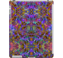 Fractal Floral Abstract iPad Case/Skin