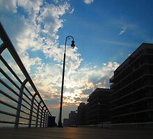 Long Beach, NY     Boardwalk                                     4549 by KarenDinan