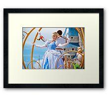 No Love For A Prince Framed Print