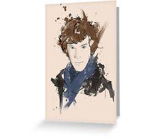 Holmes Greeting Card