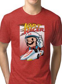 Kart Racer Tri-blend T-Shirt