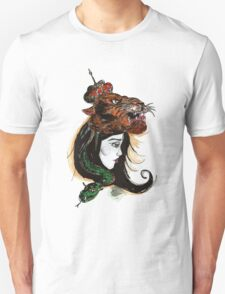 Tigers and Snakes and Crowns- Oh My! T-Shirt