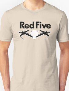 Red Five (Rebel Variant) T-Shirt