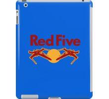 Red Five iPad Case/Skin