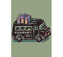 Runaway 5 (Tonzura Brothers) Bus - Earthbound Photographic Print