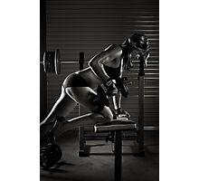 Got Sweat? Photographic Print
