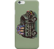Runaway 5 (Tonzura Brothers) Bus - Earthbound iPhone Case/Skin