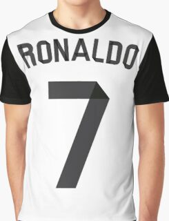 Ronaldo 2014/2015 Graphic T-Shirt