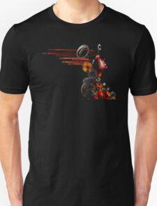 crank-up woman  Unisex T-Shirt