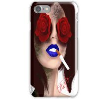 Within the eye of the beholder. iPhone Case/Skin