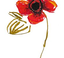 Poppy  by Alexandra Landers
