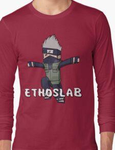 Ethoslab Cartoon Icon Long Sleeve T-Shirt