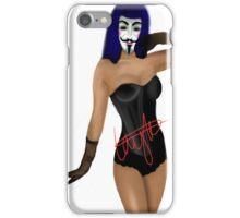 V for... iPhone Case/Skin