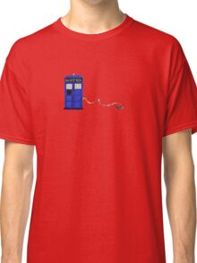 The Dachshunds Have the Phone Box Classic T-Shirt