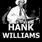 Hank Williams Sr. King Of Country Music by jerry2011