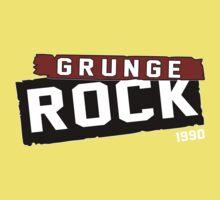 Grunge Rock One Piece - Short Sleeve