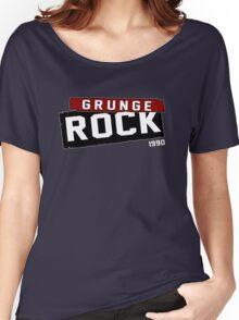 Grunge Rock Women's Relaxed Fit T-Shirt