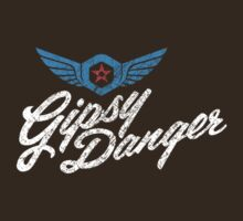 Gipsy Danger by bookalicious