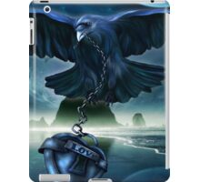 Raven Love iPad Case/Skin