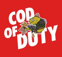 Cod Of Duty One Piece - Short Sleeve