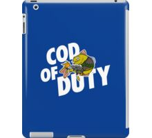 Cod Of Duty iPad Case/Skin