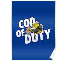 Cod Of Duty Poster