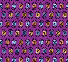 Gemmy Purple by Gina Rollason