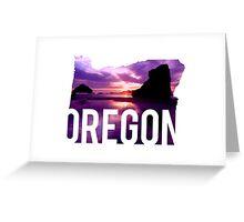 Oregon - Coast Greeting Card