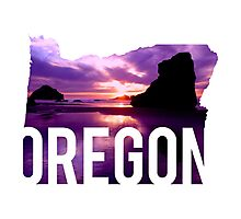Oregon - Coast Photographic Print