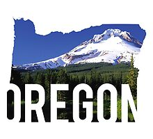 Oregon - Hood by Daogreer Earth Works
