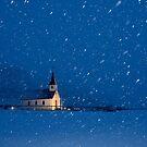 Reyniskirkja Church, Iceland by Kasia Nowak
