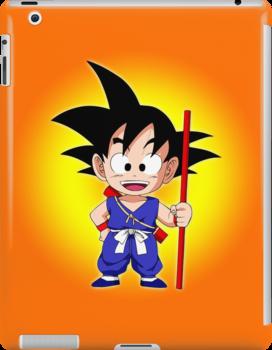 Goku Kid by chibicuty