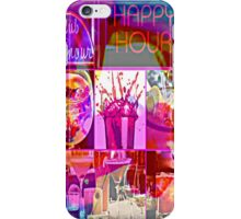club d' amour iPhone Case/Skin