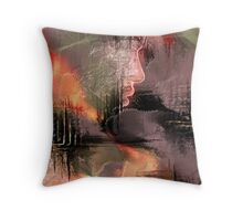 Spirale, featured in Just Fun group, Artists on Facebook , Inspired Art Group Throw Pillow