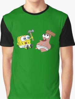 Sponge&Petrie Graphic T-Shirt