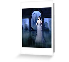 Spirits of the Dead Greeting Card