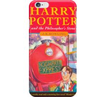 Harry Potter Classic Book iPhone Case/Skin