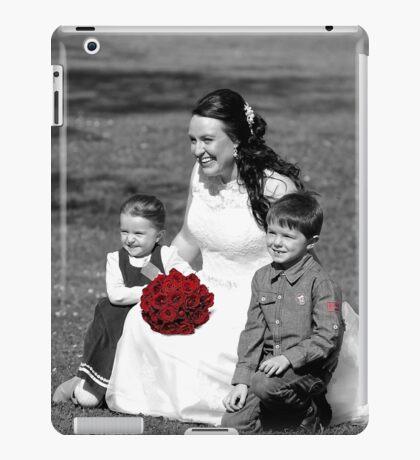 Bride and Children iPad Case/Skin