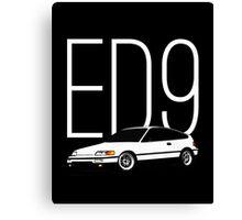 ED9 Canvas Print