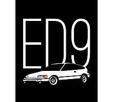 ED9 Photographic Print