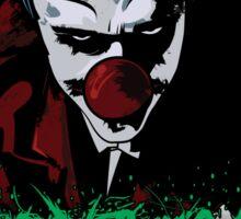 Claustro The Clown Sticker