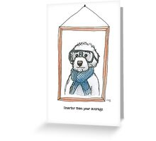 Smarter than your average Greeting Card