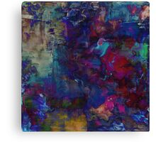 Lost  - Abstract Print Canvas Print