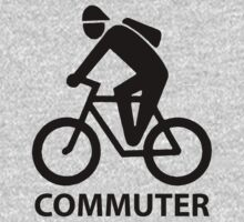 Bicycle Commuter (lite) by KraPOW