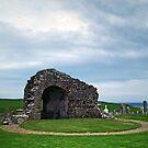 Orphir Round Church by WatscapePhoto