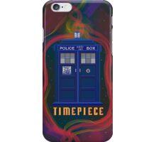 Timepiece Tardis iPhone Case/Skin