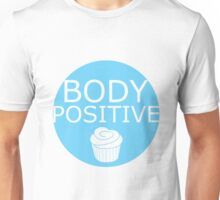Body Positive (blue) Unisex T-Shirt
