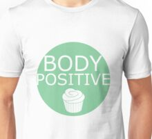 Body Positive (green) Unisex T-Shirt