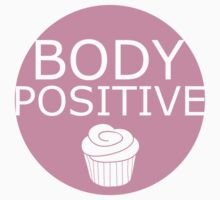 Body Positive (pink) by eclecticjustice